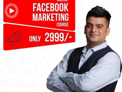DSA:- Facebook Marketing Mastery Course