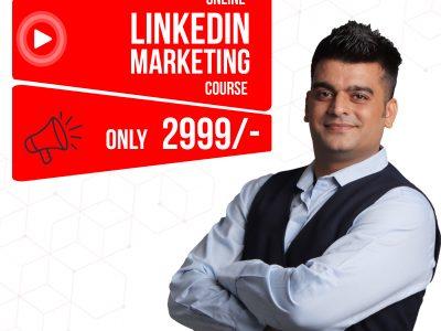 DSA:- LinkedIn Marketing course