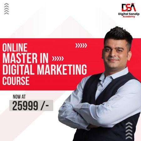 DSA master In Digital Marketing course feb